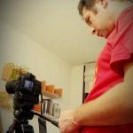 KinChino & Syrano, tournage du clip