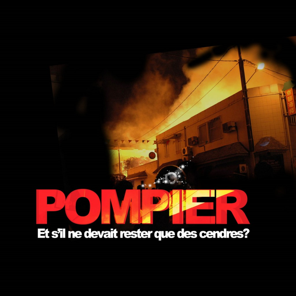 Alternews: Attention, sortie imminente de l'album du POMPIER!!!